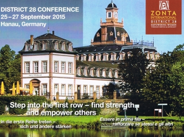 District 28 Conference Hanau